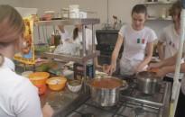 Európa leghíresebb ételeit főzték a Keriben