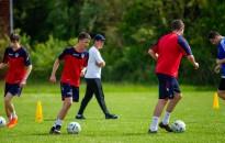 Újra együtt edzenek az FC Nagykanizsa utánpótláskorú játékosai