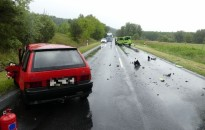 Halálos baleset történt a 74-es főúton Zalaegerszegnél (Frissítve!)