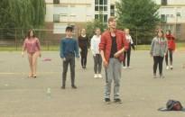 Szabadtéri táncórákat tart a Magic Ritmo