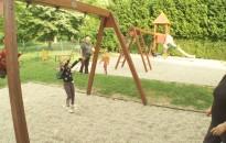Egyelőre nincs tömeg a kanizsai játszótereken