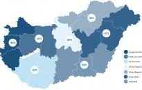 A legnagyobb mértékben a Nyugat-Dunántúlon élők pénzügyi helyzete romlott