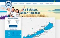 Pünkösdkor indul a 174. balatoni hajózási szezon