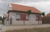 Lakóotthon kiépítése Becsehelyen