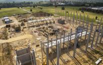 A lépcsők következnek – Megfelelő ütemben halad a Kanizsa Aréna építése