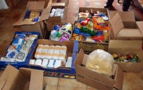 Adománygyűjtési akciót indít a Nébih és a Magyar Élelmiszerbank Egyesület