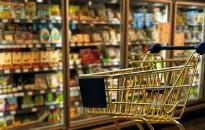 Áprilisban 10,2 százalékkal csökkent a kiskereskedelmi forgalom