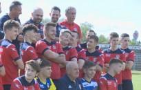 Évzárót tartottak az FC Nagykanizsa utánpótláscsapatai