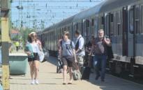 Ideiglenes járványügyi vasúti menetrend