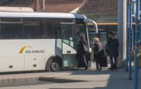 Ideiglenes járványügyi menetrendek lépnek életbe a távolsági autóbusz-közlekedésben