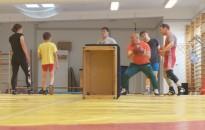 Nyáron is heti öt edzéssel készülnek a kanizsai birkózók