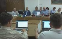Hétfő délután ülésezett az Ügyrendi, Jogi és Közrendi Bizottság
