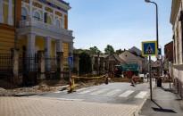 Elkezdődött az E.ON beruházása a belvárosban
