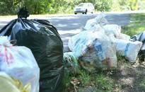 6000 köbméter az illegális útmenti hulladék