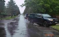 13 éves kerékpáros fiú szenvedett balesetet Kanizsán