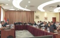 Ismét napirenden volt a HaCSuNK a közgyűlésen