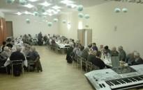 Az időseket köszöntötték Molnáriban
