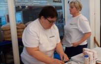 GasztroKanizsa: Cakkom- pakk leves túros-meggyes palacsintával