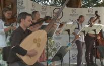 Szabadtéri koncert Zalakaroson