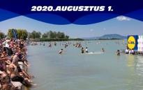 Balaton-átúszás - Idén a táv felét is lehet teljesíteni
