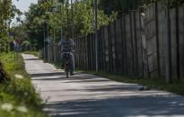 Megfelelő-e a Petőfi utcai kerékpárút?