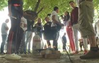 Megyei Roma Gasztronómiai és Kulturális Fesztivál a Csó-tónál