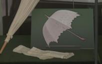 Női napernyő lett a hónap műtárgya a kanizsai múzeumban