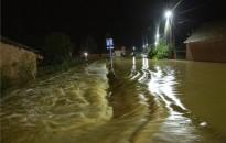 Családokat kell kitelepíteni Nagykanizsa környékén a hatalmas eső miatt