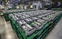 A szentgotthárdi motorgyárban legyártották a tízmilliomodik motort