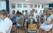 A cigány zenei világot mutatták be a Bogdán János közösségi házban