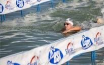 Balaton-átúszás - Rasovszky Kristóf új csúccsal nyert