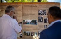 Út a Pharrajimostól a Corvin közig című kiállítással emlékeztek a holokauszt roma áldozataira