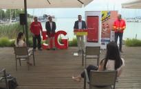 Siófokon indul el először az 5G mobilhálózat a balatoni térségben