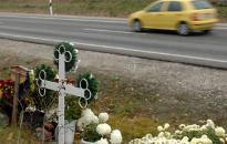 Átlagosan 600-an halnak meg évente Magyarországon közlekedési balesetben