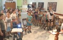 Evangélikus gyerekek tábora – Jónás története
