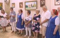 Kreatív kanizsai nyugdíjasok