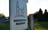 Már majdnem minden település nyert a Magyar falu programban
