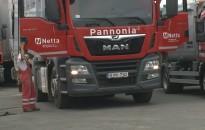 Új járművekkel bővült a Netta-Pannonia gépjárműflottája
