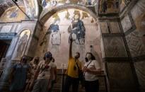 Erdogan török államfő a Hagia Sophia után egy másik isztambuli múzeumot is mecsetté nyilvánított