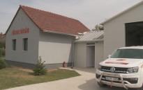 Átadták a gelsei önkéntesek új épületét