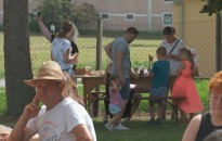Árvízűző falunapot tartottak Kisrécsén