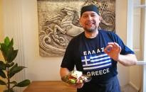 GasztroKanizsa: Görög saláta tzatzikivel, és görög zenével