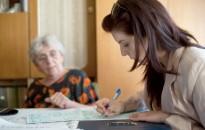 A próbanépszámlálásban részvevő háztartások egytizede töltötte ki interneten a kérdőívet