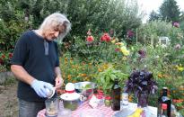 GasztroKanizsa: Pesto spagettivel és dióskenyérrel