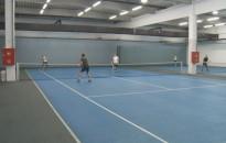 A Halász - Szalai páros nyerte az Interspar nyílt amatőr páros teniszversenyét
