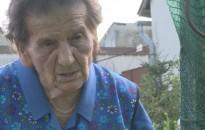 91 évesen is virágot nevel, hogy díszes legyen a kiskanizsai kápolna