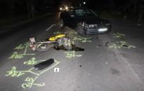 Halálos baleset történt Keszthelyen