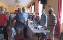 Szakmai napot tartott ma a MOL Bányász Nyugdíjas Klub