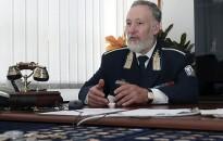 A borsodi rendőrfőkapitány, Vereckei Csaba lesz Zala új főrendőre