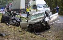 Halálos baleset történt a 74-es főúton – (Frissítve: ketten meghaltak)
